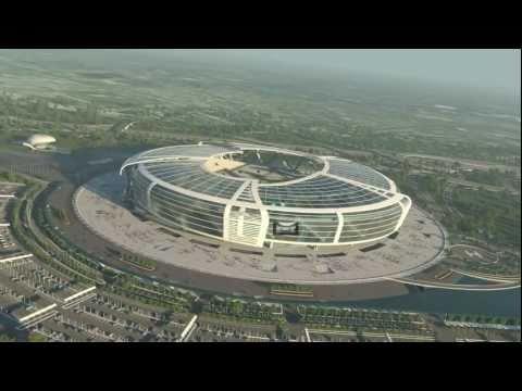 Baku Olympic Stadium HD (Azerbaijan)