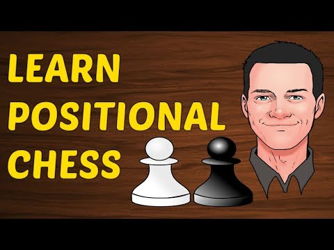 Chess Strategy. Positional play. Exchanges.