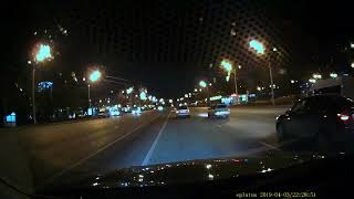 Eplutus GR 50 зеркало видеорегистратор + антирадар Ночь Уфа