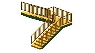 Как сделать лестницу в archicad