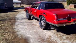 Cutlass on 26s