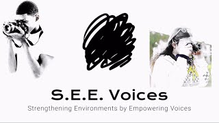 We Are Light - S.E.E. Voices -  Intro to photography class July 6 - September 21 2019