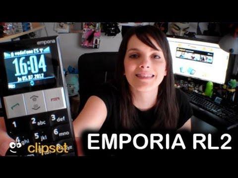 Emporia RL2 móvil para nuestros mayores #Videorama mini