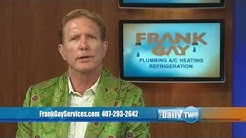 FRANK GAY SERVICES WATER HEATER & ELECTRICAL SERVICE ORLANDO 2015