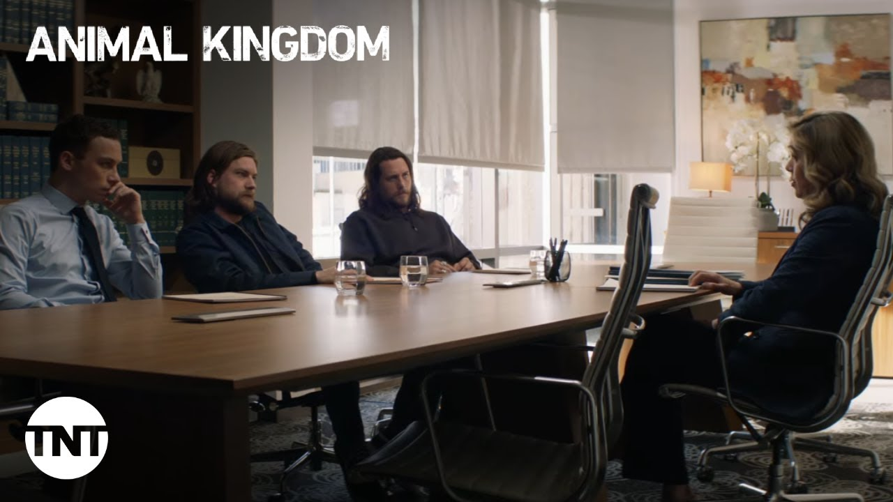 Download Animal Kingdom: Smurf's Will & Estate - Season 5, Episode 2 [CLIP]   TNT