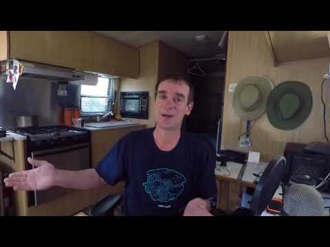 My Drone Journey E3 - The Airstream Now Boasts A Solar Powered Mavic Pro