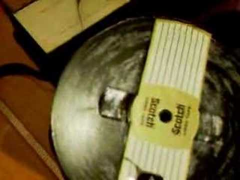 J Standard Videotape Mold Problem