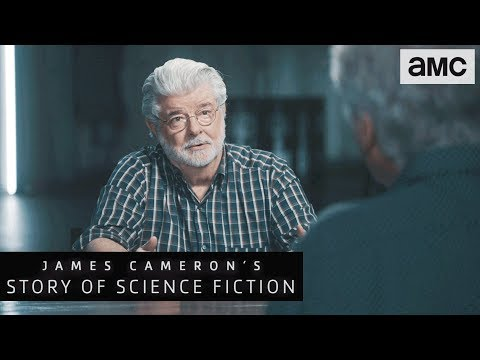 George Lucas on Star Wars Being AntiAuthoritarian  James Cameron's Story of Science Fiction