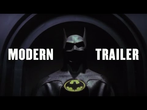 Batman 1989 | Modern Trailer