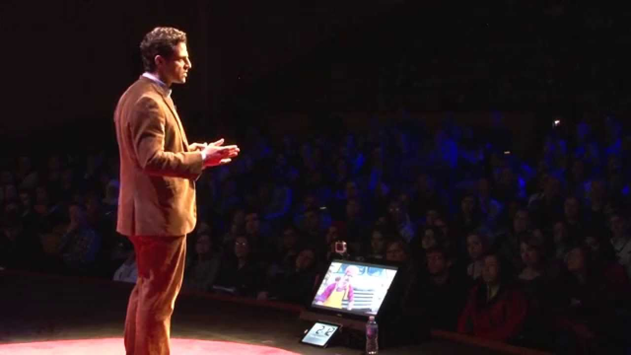 Talk to strangers: Danny Harris at TEDxFoggyBottom