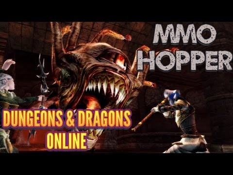 MMO Hopper #77: Dungeons and Dragons Online worth playing?