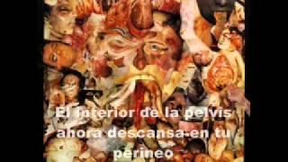 Carcass - Splattered cavities (subtitulado en español)