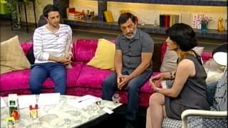 """გია ნადარეიშვილი ტოქშოუში """"შუა დღე"""". რუსთავი2 - George Nadareishvili on Rustavi 2 (Georgian TV)"""