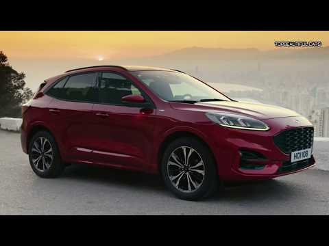 2020 Ford Kuga ST line Interior Exterior and Drive