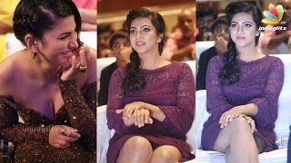 Madonna Sebastian sizzles in sexy dress at Premam (telugu) audio launch | Hot Malayalam Cinema News
