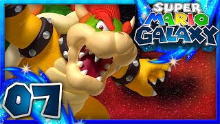 Super Mario Galaxy - Part 7 - Beach Bowl Galaxy! (1080p 60FPS)