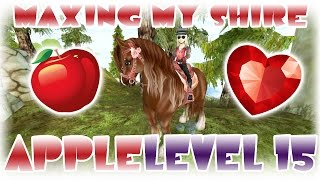 Video MAXING my SHIRE to LVL 15 Star Stable download MP3, 3GP, MP4, WEBM, AVI, FLV November 2017