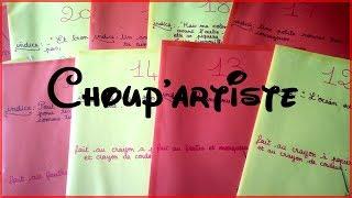 Choup'artiste - Une maman qui connaît VRAIMENT bien mes goûts ♥