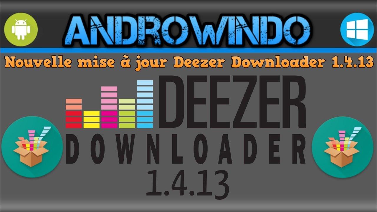 DEEZER 3.2.4 TÉLÉCHARGER GRATUITEMENT DOWNLOADER