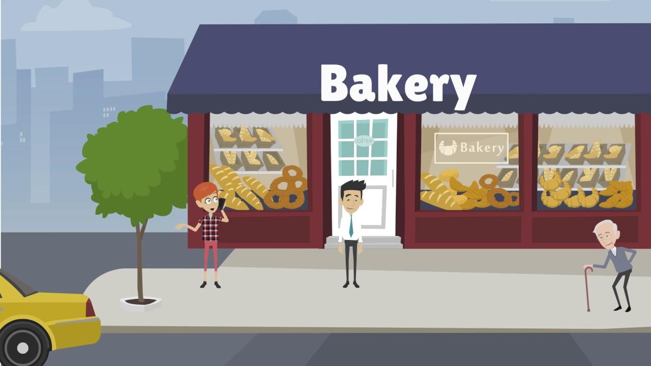 Imagenes De Bakery Animadas