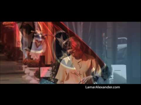 """Thank You"" - Lamar Alexander"