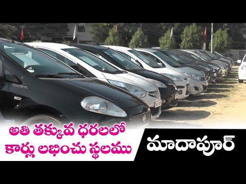 Used cars at car Timez at madhapur, Hyderabad