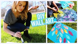 Diy: Easy & Creative Wall Art Ideas