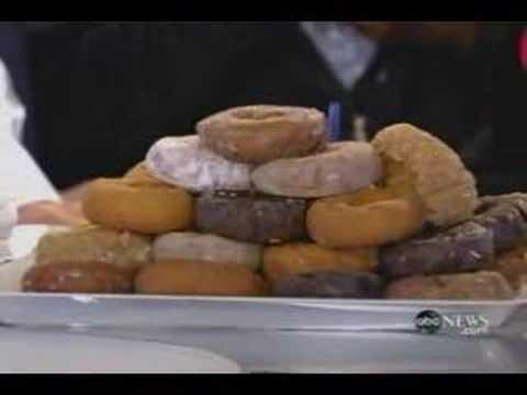 World News Now - Willis Donut Test