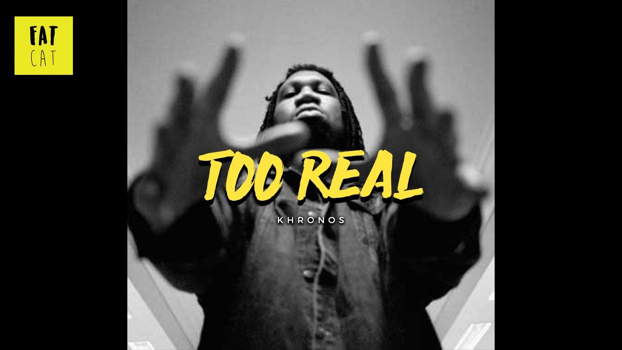 (free) 90s Old School Boom Bap type beat x hip hop instrumental | 'Too Real' prod. by KHRONOS