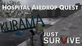 Just Survive - Hospital Airdrop Quest (Updated)