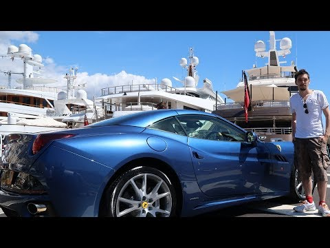 "My First Ferrari Gets Delivered! Ferarri California ""Unboxing""!"