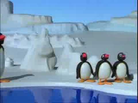 Pingu: Pingu Makes a Splash