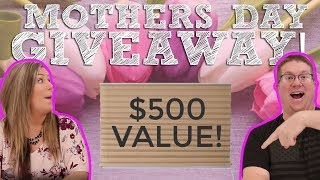 MOTHER'S DAY GIVEAWAY! (Ended May 13, 2019)