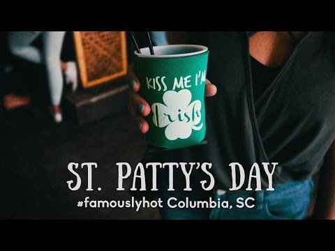 CRAZIEST ST PATTY'S DAY PARTY IN THE CAROLINAS - 5 Points in Columbia, SC