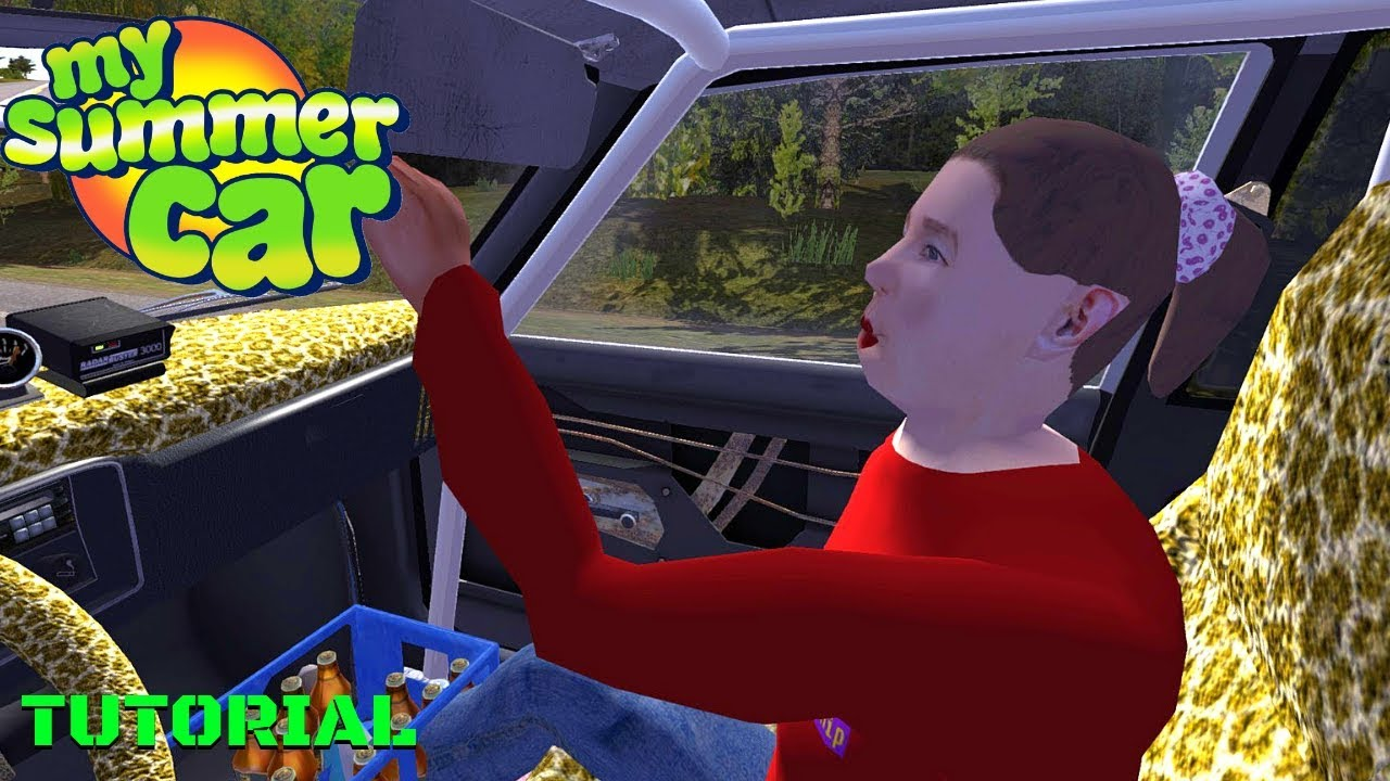 Tutorial Girlfriend Suski Thank You For Playing My Summer Car 176 Radex