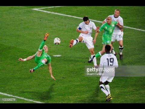 Top 15 goals Algeria