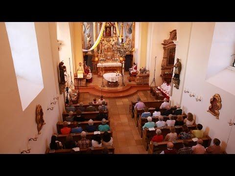 Maria öffnet uns die Augen - Pontifikale Andacht in der Klosterkirche Mariahilf