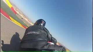 Motorland Aragon, No limits trackday, day 1