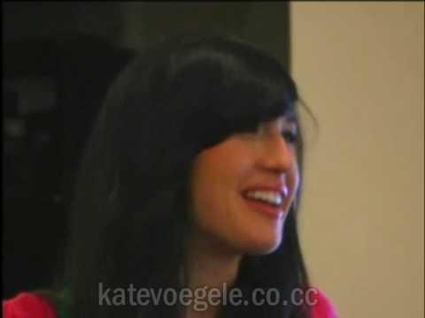 Kate Voegele - No Good (acoustic solo)