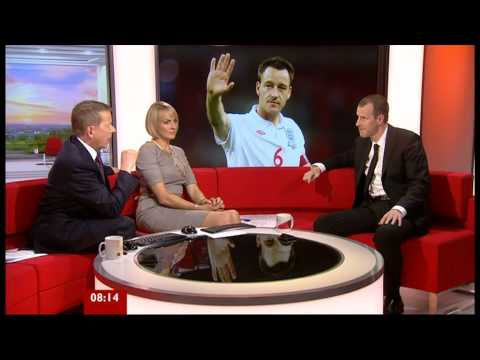 John Terry Retires From England: Steve Claridge Speaks about it