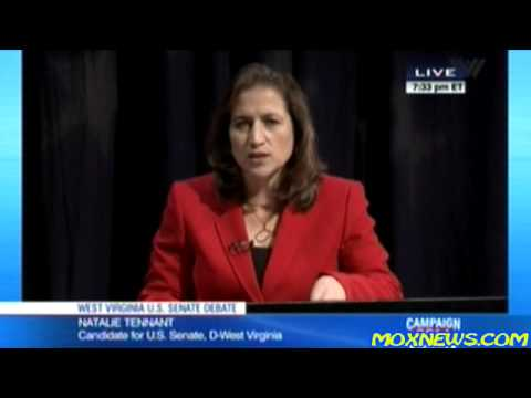 SHELLY MOORE CAPITO vs NATALIE TENNANT West Virginia Senate Debate
