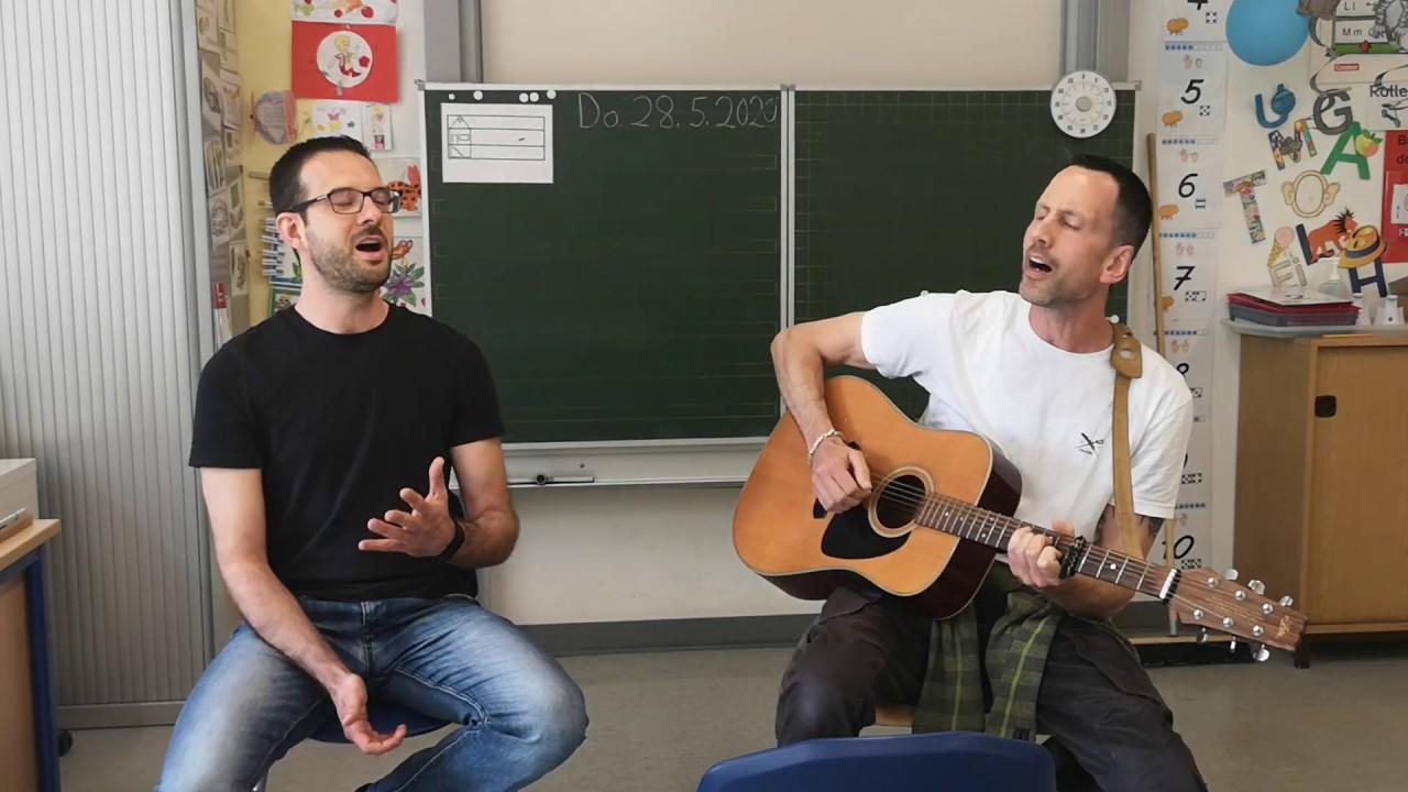 Corona Ciao - ein Lied für SchülerInnen