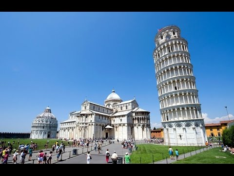 An Engineering Marvel of Italy, The Leaning Tower of Pisa
