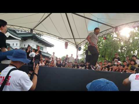franqey/judge/SAMURAI POPPIN1on1 world final