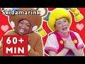 Nursery Rhymes by Mother Goose Club   Skidamarink + More Nursery Rhymes   Simple Songs for Kids