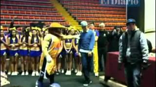 Presentan equipo de Dorados de Chihuahua de basquetbol