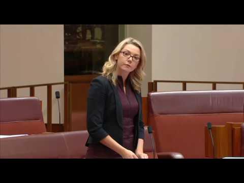 Speech: Homelessness - 8 August 2017 / Senator Skye Kakoschke-Moore