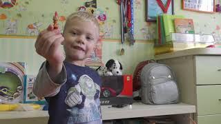 Сашина коллекция бонстиков 5. Funny Family Minsk. Весёлая семья Минск