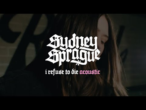 I Refuse To Die (Acoustic)