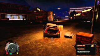 Sleeping Dogs - worst vehicle physics in this generation